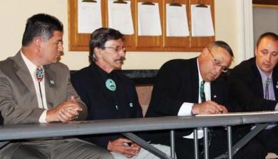 Signing of TRC Mandate photo