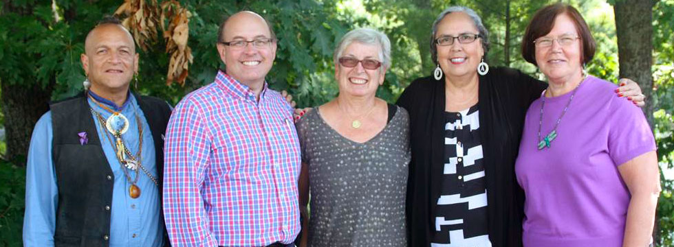 TRC Commissioners group photo, Fall 2014