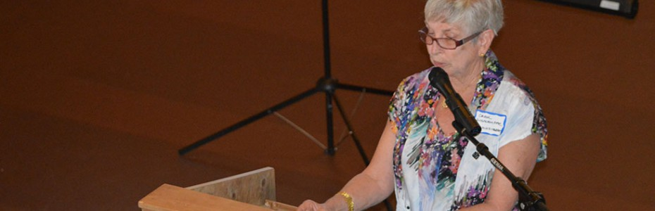 TRC Commissioner Carol Wishcamper